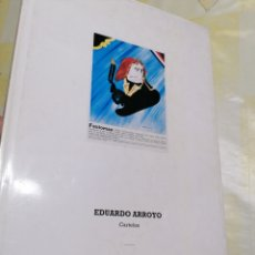 Libros: CARTELES - EDUARDO ARROYO. Lote 206143993