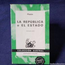 Libros: LIBROS A 1 EURO - COLECCIÓN AUSTRAL - ESPASA-CALPE. Lote 221944750