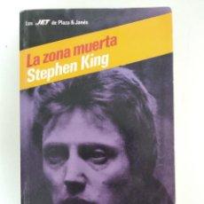 Libros: LA ZONA MUERTA.-STEPHEN KING .-ED. PLAZA&JANES. Lote 206879492