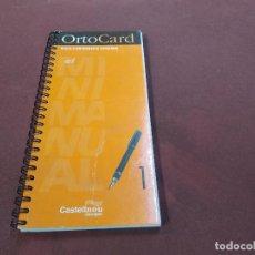 Libros: ORTOCARD , REGLES D'ORTOGRAFIA CATALANA - CASTELLNOU - GR1. Lote 206879505