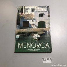 Libros: MENORCA. Lote 206880791