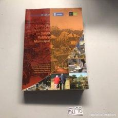 Libros: CURSO DE SALUD PUBLICA MUNICIPAL. Lote 206920401