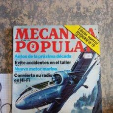 Libros: MECANICA POPULAR.EVITE ACCIDENTES EN EL TALLER. OCTUBRE 1978.. Lote 206962617