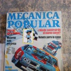 Libros: MECANICA POPULAR.MEJORAN AUTO ELECTRICO. MAYO 1978.. Lote 206962702