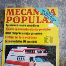 Libros: MECANICA POPULAR. APRENDA MAS SOBRE NEUMATICOS. JUNIO 1978.. Lote 206962770