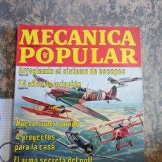 Libros: MECANICA POPULAR. ARREGLANDO EL SISTEMA DE ESCAPES. MARZO 1979.. Lote 206962928