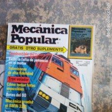Libros: MECANICA POPULAR. EVITE LA FALTA DE POTENCIA EN EL MOTOR. JULIO 1980. Lote 206963008