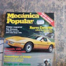 Libros: MECANICA POPULAR. COMO REPARAR LOS FRENOS Y DARLES SERVICIO PARA UNA LARGA VIDA. JUNIO 1983.. Lote 206963058