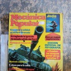 Libros: MECANICA POPULAR. ECONOMIA Y CALIDAD EN EL FORD GRANADA. OCTBRE 1981. Lote 206964028