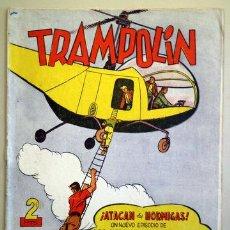 Libros: TRAMPOLÍN. NÚM. 122 - MADRID 1958- MUY ILUSTRADO. Lote 207089030