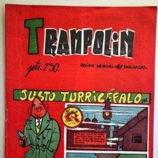 Libros: TRAMPOLÍN. NÚM. 142 - MADRID 1958 - MUY ILUSTRADO. Lote 207089031
