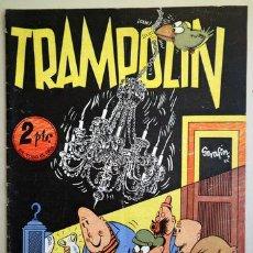 Libros: TRAMPOLÍN. NÚM. 126 - MADRID.1958 - MUY ILUSTRADO. Lote 207089032