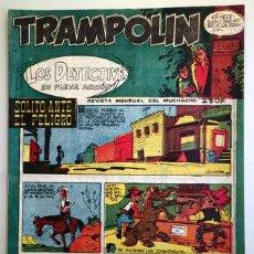 Libros: TRAMPOLÍN. NÚM. 151 - MADRID 1958 - MUY ILUSTRADO. Lote 207089033