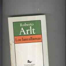 Libros: LOS LANZALLAMAS. Lote 207258170