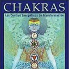 Libros: LOS CHAKRAS: CENTROS ENERGÉTICOS DE LA TRANSFORMACIÓN HARISH JOHARI EDAF 2001-174 PAGINAS 28 CM BUEN. Lote 207263707