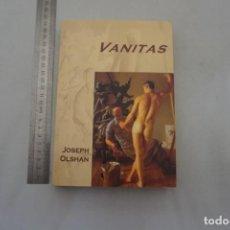 Libros: (14B) - VANITAS - JOSEPH OLSHAN / EGALES. Lote 207264001