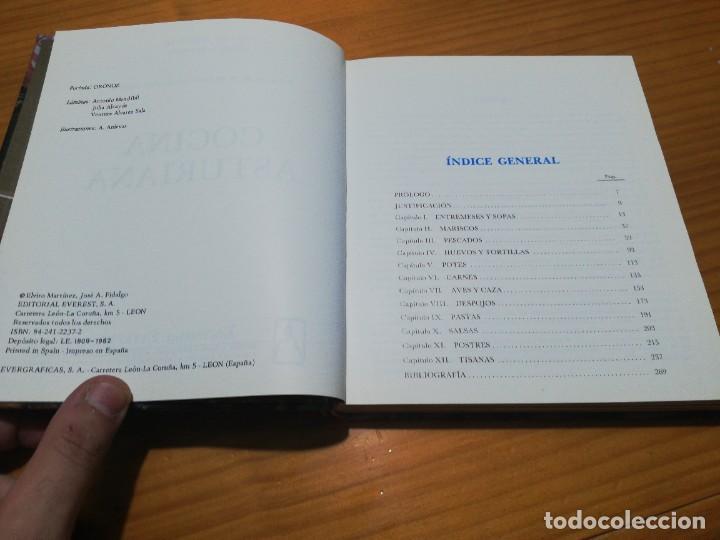 Libros: Especial y exclusivo libro recetario de cocina asturiana - Foto 2 - 207437510