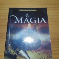 Libros: LIBRO LA MAGIA DE BIBLIOTECA ESOTERICA. Lote 207446038