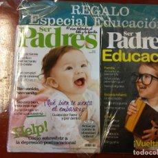 Libros: REGALO ESPECIAL EDUCACIÓN. SER PADRES. ¡VUELTA AL COLE!. BIENVENIDO, HERMANITO.. Lote 207459383