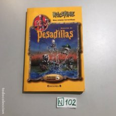 Libros: PESADILLAS. Lote 207540163