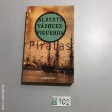 Libros: PIRATAS. Lote 207561285