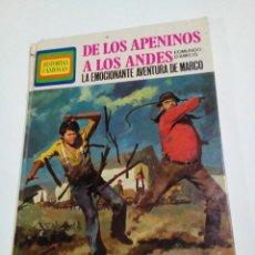 Libros: DE LOS APENINOS A LOS ANDES. Lote 207786080