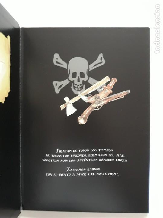 Libros: JOVENES PIRATAS. DIARIO DE UN POLIZÓN. TEXTO E ILUSTRACIONES DE JOSÉ AGUILAR - Foto 2 - 207935061