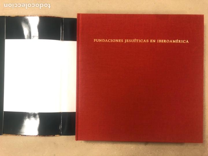 Libros: FUNDACIONES JESUÍTICAS EN IBEROAMÉRICA. LUISA ELENA ALCALÁ. EDITA: EL VISO PARA IBERDROLA (2002). - Foto 2 - 208042246
