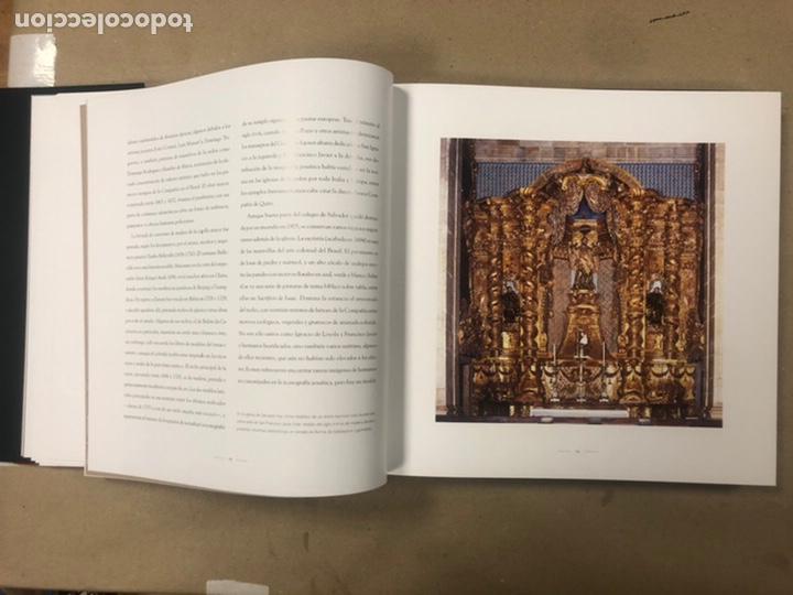 Libros: FUNDACIONES JESUÍTICAS EN IBEROAMÉRICA. LUISA ELENA ALCALÁ. EDITA: EL VISO PARA IBERDROLA (2002). - Foto 9 - 208042246