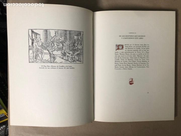 Libros: DISCURSO SOBRE LA MONTERÍA. GONZALO ARGOTE DE MOLINA. EDITA UNIÓN EXPLOSIONES RÍO TINTO 1971. - Foto 4 - 208522260