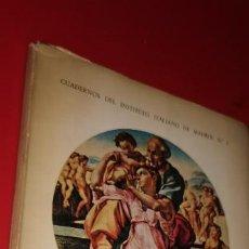 Libros: ARTE Y POESÍA DE MIGUEL ÁNGEL. Lote 208881045