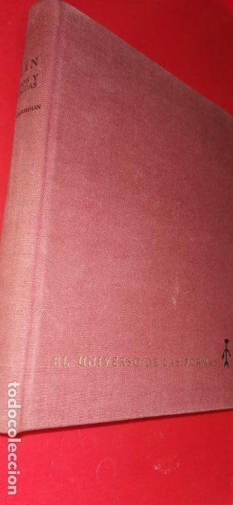 IRAN. PARTOS Y SASANIDAS. ROMAN GHIRSMAN. AGUILAR. COL. UNIVERSOS DE LAS FORMAS (Libros sin clasificar)