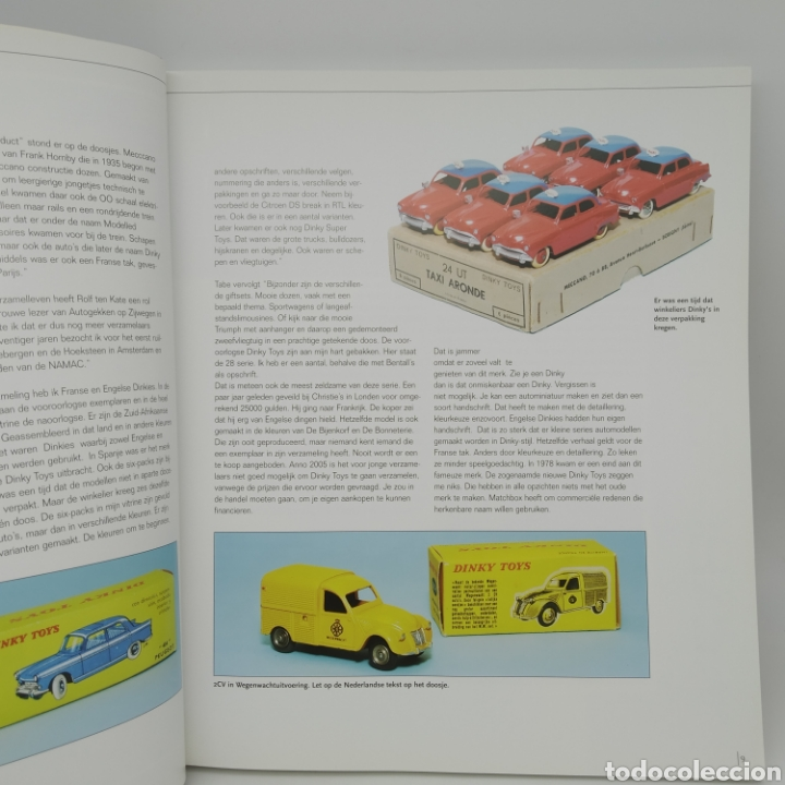 """Libros: """"Los chicos mayores no juegan con Dinky Toys"""" año 2005 - Foto 4 - 209232707"""
