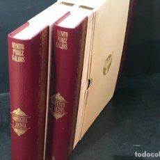 Libros: FORTUNATA Y JACINTA. (DOS HISTORIAS DE CASADAS). 2 VOLÚMENES. - PÉREZ GALDÓS, BENITO.. Lote 209605812