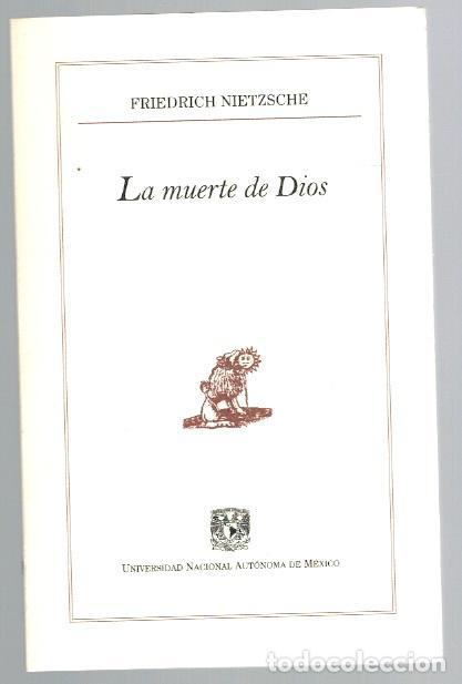 LA MUERTE DE DIOS - FRIEDRICH NIETZSCHE (Libros sin clasificar)