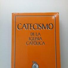 Livres: CATECISMO DE LA IGLESIA CATÓLICA. Lote 209910000