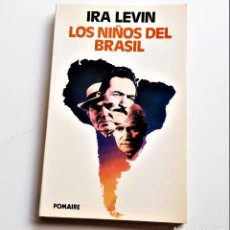 Libros: LIBRO LOS NIÑOS DEL BRASIL. Lote 209966106