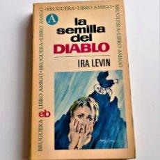 Libros: LIBRO LA SEMILLA DEL DIABLO. Lote 209966196