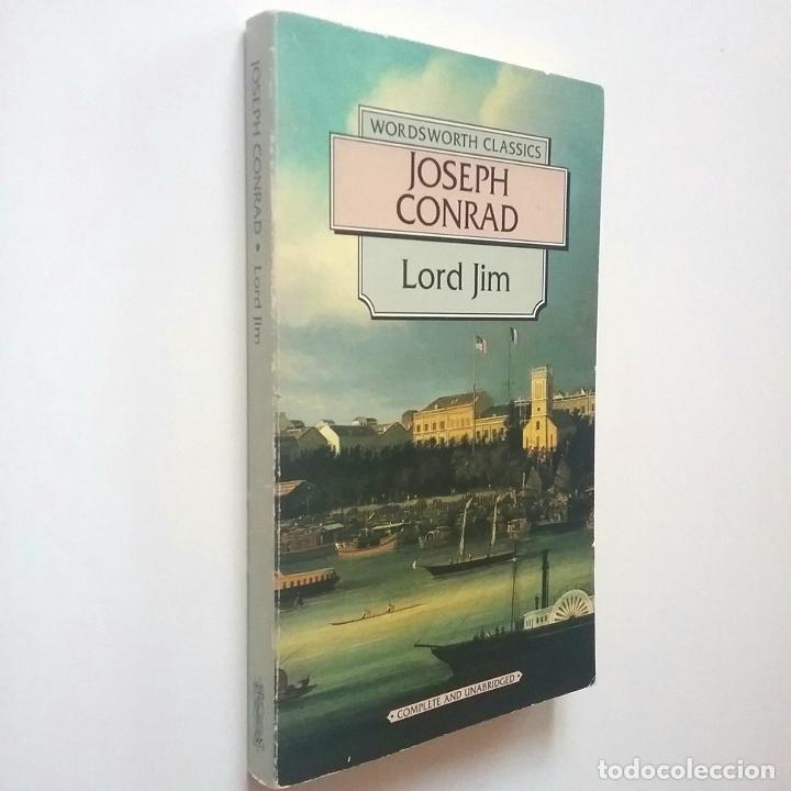 LORD JIM - JOSEPH CONRAD (Libros sin clasificar)