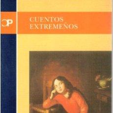 Libros: CUENTOS EXTREMEÑOS - VV.AA.. Lote 210299898