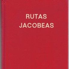 Libros: RUTAS JACOBEAS. HISTORIA DE LA PEREGRINACIÓN. ARTE EN LA PEREGINACIÓN. CAMINOS PARA LA PEREGRINACIÓN. Lote 210299913