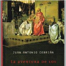 Libros: LA AVENTURA DE LOS GODOS - JUAN ANTONIO CEBRIÁN. Lote 210299918