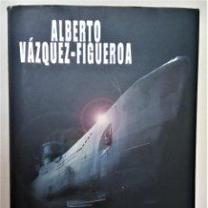 Libros: FUERTEVENTURA (1ª EDICIÓN, FIRMADO POR EL AUTOR) - ALBERTO VÁZQUEZ-FIGUEROA. Lote 210299920
