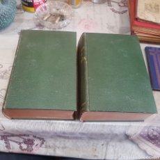 Libros: LOTE 2 TOMOS ENCICLOPEDIA SOPENA. Lote 210583286