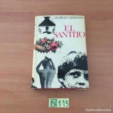 Libros: EL SANTITO. Lote 210802887
