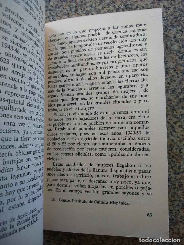 Libros: LA DESHUMANIZACION DEL CAMPO -- RODRIGO RUBIO -- EDICIONES PENINSULA 1966 -- - Foto 2 - 210815945