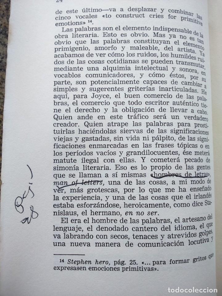 Libros: TRES SINTOMAS DE EUROPA - JOYCE / VAN GOTH / SARTRE -- D. GARCIA SABELL - REVISTA DE OCCIDENTE 1968 - Foto 3 - 210816196