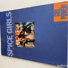 Libros: G-11 REVISTA SPICE GIRLS ALBUM DE FOTOS VACIO. Lote 210833092