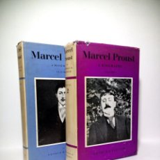 Libros: PAINTER, GEORGE D. - MARCEL PROUST: A BIOGRAPHY. Lote 210910451