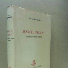 Libros: PIERRE-QUINT, LEON - MARCEL PROUST. (JUVENTUD - OBRA - TIEMPO) / ESTUDIO PRELIMINAR POR MAX DICKMAN. Lote 210911047